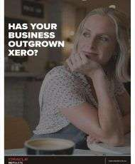 Is It Time To Consider An Alternative To Xero?