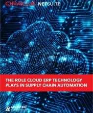 The Role Cloud ERP Technology Plays in Supply Chain Automation
