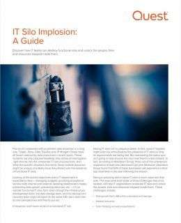 IT Silo Implosion: A Guide