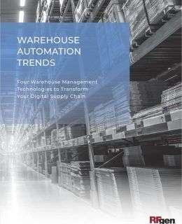 Warehouse Automation Trends