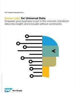 The 7 Laws of Universal Data