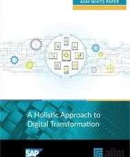 A Holistic Approach to Digital Transformation