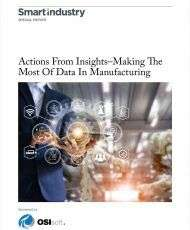 Smart Industry Special Report: Actions from Insights