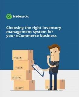Choosing the Right Inventory Management System for Your eCommerce Business