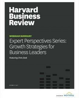 What's Really Getting in the Way of Profitable Growth