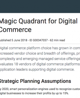 Screen Shot 2019 01 31 at 9.13.05 PM 260x320 - Gartner MQ: Digital Commerce