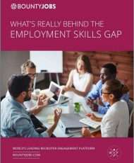 What's Really Behind The Employment Skills Gap