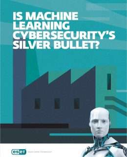 Is Machine Learning Cybersecurity's Silver Bullet?