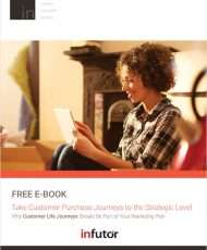 Take Customer Purchase Journeys to the Strategic Level