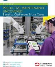 Predictive Maintenance Uncovered -- Benefits, Challenges & Use Cases