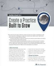 10 Strategies to Create a Practice Built to Grow