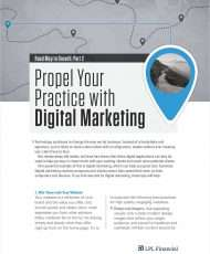Propel Your Practice with Digital Marketing