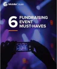 6 Fundraising Event Must-Haves