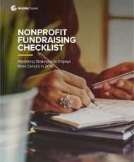Nonprofit Fundraising Checklist