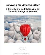 Differentiating and Optimizing to Thrive in the Age of Amazon