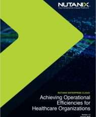 Achieving Operational Efficiencies for Healthcare Organizations