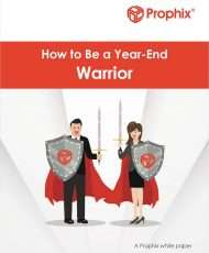 How to Become a Year-End Warrior