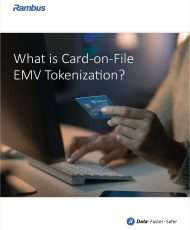 What is Card-on-file EMV Payment Tokenization
