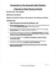 6 Secrets to Faster Revenue Growth for Leaders