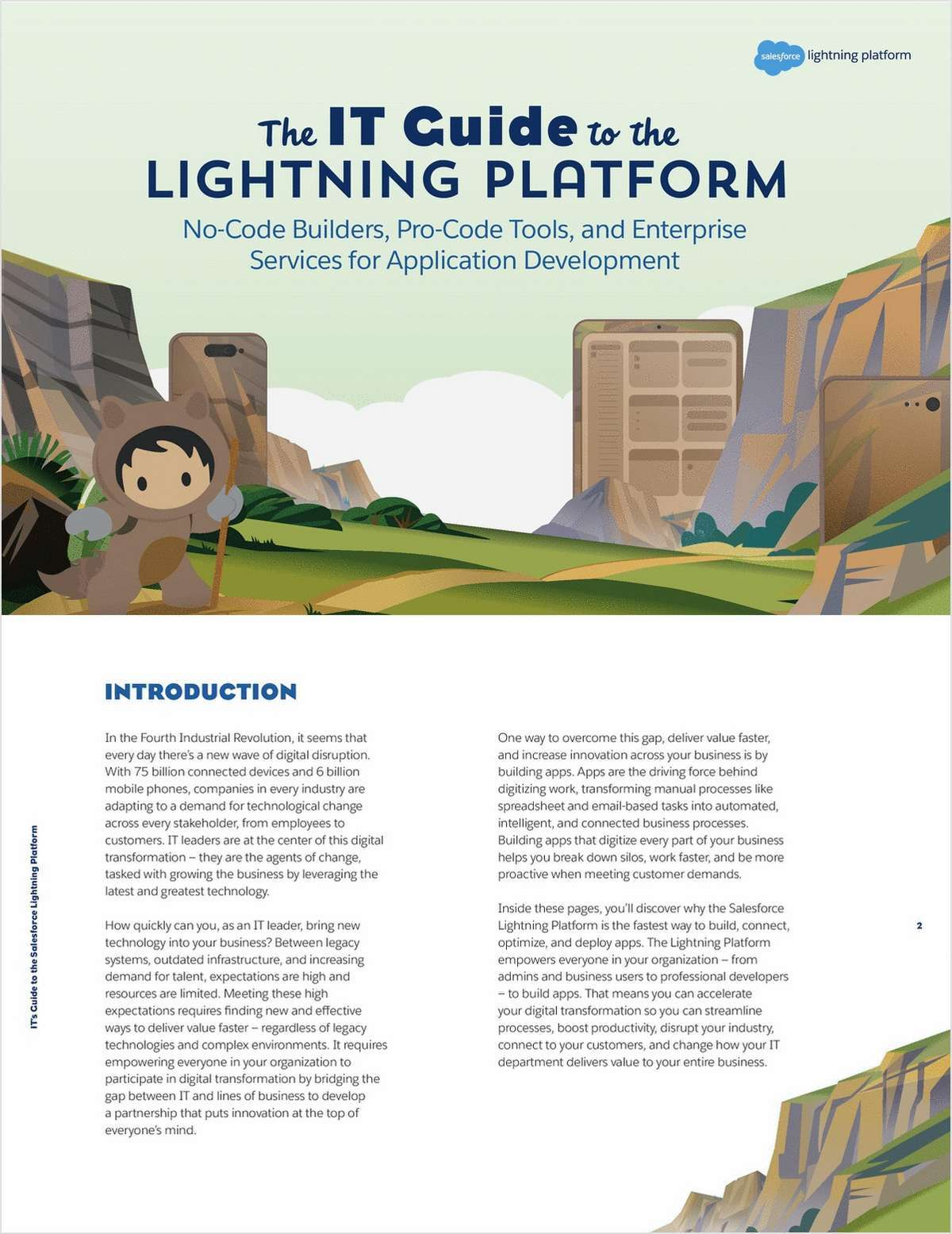 IT Guide to the Lightning Platform - Paperpicks Leading