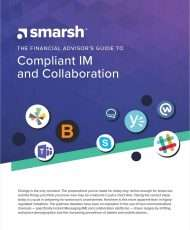 The Financial Advisor's Guide to Compliant IM and Collaboration
