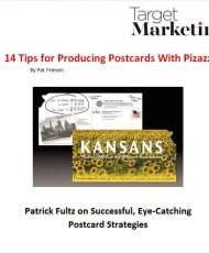 14 Tips for Producing Postcards With Pizazz