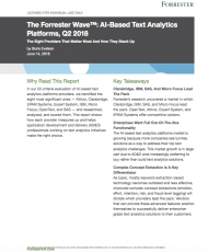 Screen Shot 2019 02 05 at 7.48.36 PM 190x230 - The Forrester Wave™: AI-Based Text Analytics Platforms, Q2 2018