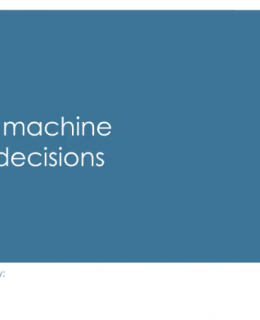 Screen Shot 2019 02 05 at 8.02.18 PM 260x320 - Webinar: Optimize your machine learning decisions