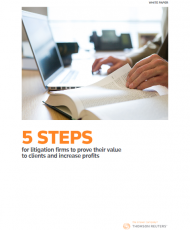 Screenshot 2019 02 27 5 steps to Prove Value pdf 190x230 - 5 steps for litigation firms to prove their value to clients and increase profits