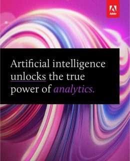 Artificial Intelligence Unlocks the True Power of Analytics
