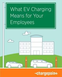 An Employer's Guide to EV Charging in the Workplace