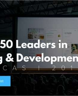 The Top 50 Leaders in Learning & Development 2019 | Americas