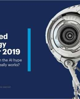Most Hyped Technology Trends for 2019