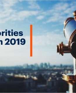 2019 HR Executive Priorities