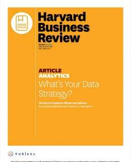 What's Your Data Strategy?