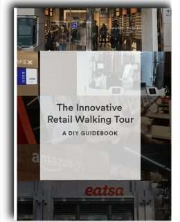 The Innovative Retail   Walking Tour. Download the San Francisco Retail Customer Experience Guide