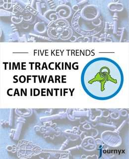 Five Key Trends Time Tracking Can Identify