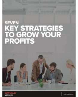 Seven Key Strategies to Grow Your Profits