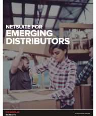 NetSuite for Emerging Distributors