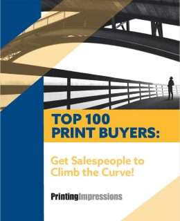 The Top 100 Print Buyers