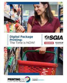 Digital Package Printing: The time is NOW!