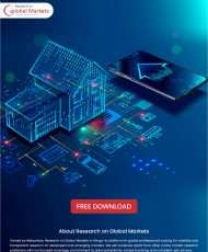 Global Smart Home Market Research Report (2018 to 2023) with data and information on smart home products, technologies & high growth regions, along with market drivers and challenges.