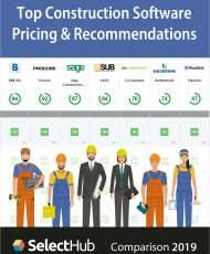 Top Construction Software 2019--  Get Key Features, Recommendations & Pricing