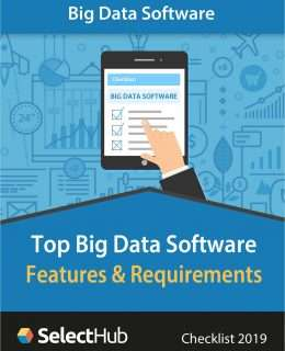 Big Data Analytics Software-- Features & Requirements Checklist