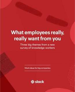 What Employees Really, Really Want From You