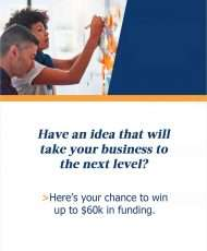 Business Contest: Learn how you can win up to $60,000 in funding for your business idea