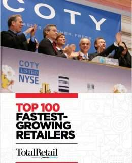 Total Retail's Top 100 Fastest-Growing Retailers