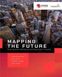 Mapping the Future: Dealing with Pervasive and Persistent Threats