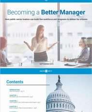 Becoming a Better Manager