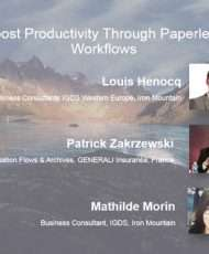 week1 boost productivity through 190x230 - Boost Productivity Through Paperless Workflows